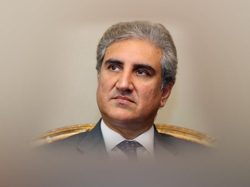 خارجہ شاہ محمود قریشی