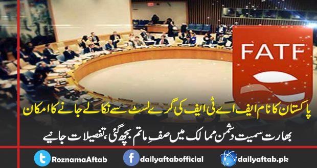 FATF, Grey List, Pakistan, India, Report, Working Group, Beijing
