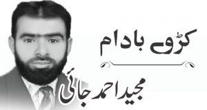 Column, Majeed Ahmad Jai, Syed Ul Bashr (PBUH) , Book Review
