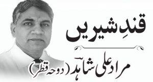 Column, Murad Ali Shahid, Inflation, Imran Khan, Ayub Khan