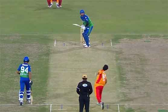 PSL5, Multan Sultans, Islamabad United, Target,