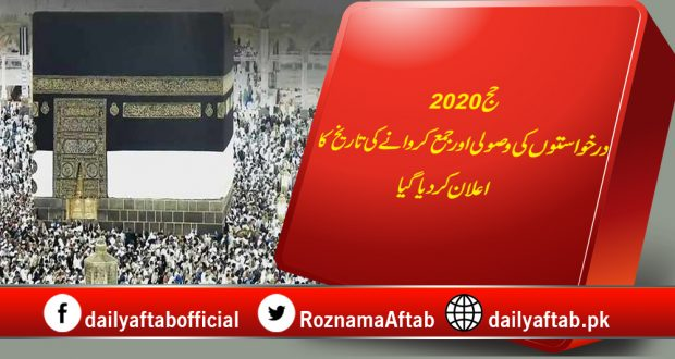 Federal Govt, Hajj, Applications, Date, Submission, Procedure