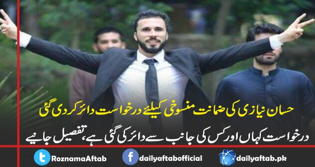 Hassan Niazi, Bail Cancellation, PM Imran Khan, Punjab Govt, PIC Attack
