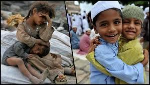 عید کی خوشیاں اور غریب