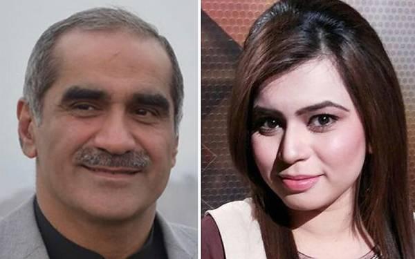 غزالہ سعد نے