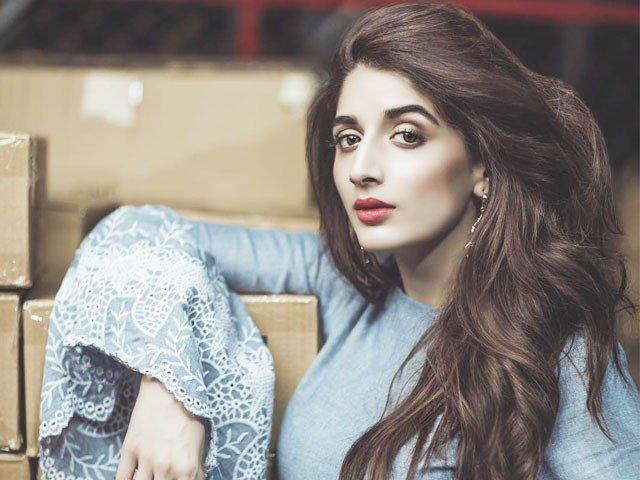 اداکارہ ماورا حسین