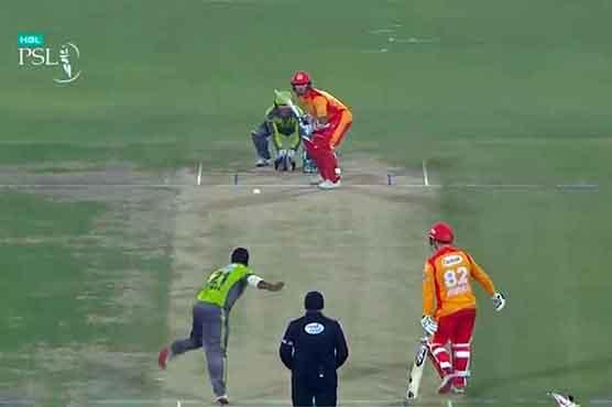 PSL5, Lahore Qalandars, Islamabad United, Toss, Batting, Ronchi, Munro