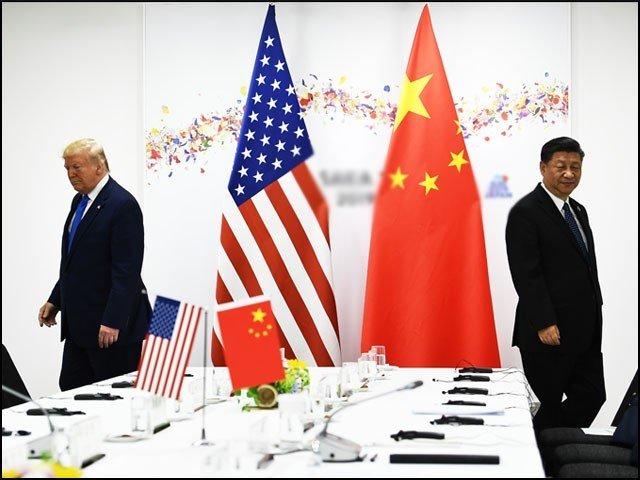 سفارتی جنگ؛ چین کا بھی امریکی قونصلیٹ بند کرنے کا حکم