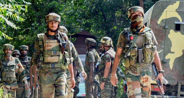 مقبوضہ وادی میں بھارتی فوج کی ریاستی دہشت گردی سے مزید 3 کشمیری جوان شہید