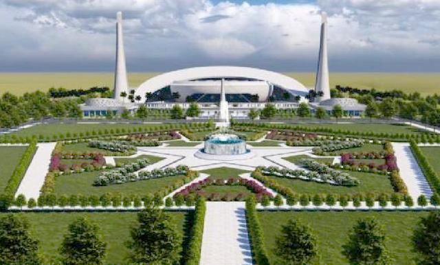 Saudi Arabia to build King Salman mosque