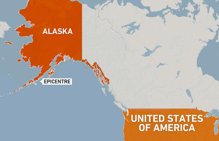 8.2 magnitude earthquake