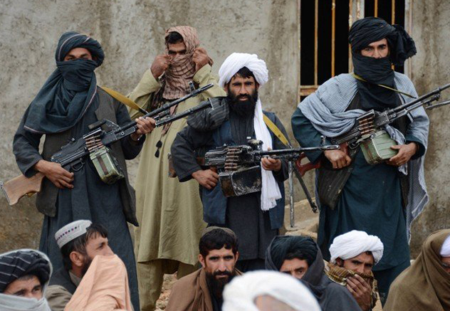 Taliban offered