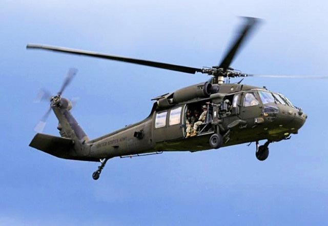 destruction of 2 US military helicopters
