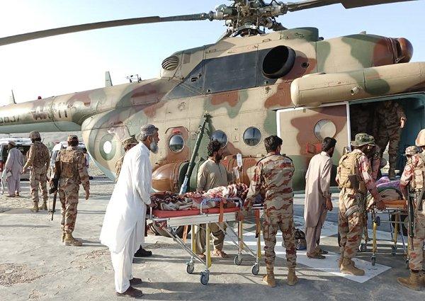 بلوچستان میں زلزلے سے 20 افراد جاں بحق، 300 سے زائد زخمی